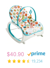 baby bouncer recommendation