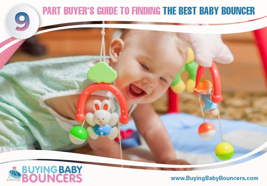 buying baby bouncer